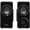 Компьютерная акустика Dialog AST-25UP, черная, купить за 1 015руб.