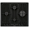 Варочная поверхность Zanussi ZGX 566424 B, черная, купить за 21 095руб.