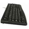 Клавиатура Logitech Keyboard K120 for business Black USB, купить за 780 руб.