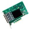 Сетевую карту внутреннюю Intel X710-DA4, купить за 28 300руб.