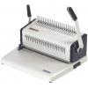Брошюратор Office Kit B2125 A4, светло-серый, купить за 6 500руб.
