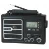 Радиоприемник Supra ST-110 черный, купить за 1 705руб.