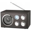 Радиоприемник Supra ST-125 черный, купить за 1 830руб.