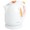 Электрочайник Polaris PWK 2013C, белый/оранжевый, купить за 1 290руб.