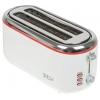 Тостер Sinbo ST-2421, белый/красный, купить за 2 220руб.