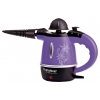 Пароочиститель Endever Odyssey Q-435, чёрный/фиолетовый, купить за 2 310руб.