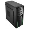 Корпус Aerocool V2X, Green, ATX, 600Вт, USB 3.0, купить за 4 135руб.