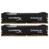Модуль памяти DDR4 16Gb 2133MHz, Kingston 2*8Gb HyperX Savage HX421C13SBK2/16, купить за 10 410 руб.