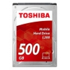 жесткий диск 2,5 500 Gb SATA, Toshiba L200 5400rpm HDWJ105EZSTA