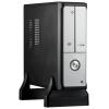 Корпус Mini-ITX Exegate MI-206L, Silver&Black 450W, купить за 2 640руб.