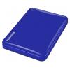 Жесткий диск Toshiba Canvio Connect II 3TB, внешний (HDTC830EL3CA), синий, купить за 7 630руб.