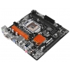 Материнская плата ASRock H110M-HDS Soc-1151 H110 DDR4 mATX SATA3  LAN-Gbt USB3.0 DVi/HDMI, купить за 3 300руб.