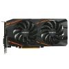 Видеокарту Gigabyte Radeon RX 480 1290Mhz PCI-E 3.0 4096Mb 7000Mhz 256 bit DVI HDMI HDCP (GV-RX480G1 GAMING-4GD), купить за 14 460руб.