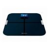 Напольные весы Medisana BS 444 Connect (40444), черные / голубые, купить за 3 630руб.