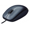 Logitech Mouse M100 Black USB, купить за 510 руб.