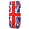 Чехол для смартфона White Diamonds для Samsung Galaxy S4 Flag UK, купить за 275руб.