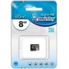 Карта памяти SmartBuy microSDHC Class 10 8GB, купить за 465руб.