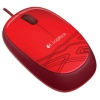 ����� Logitech Mouse M105 Red, ������ �� 1060 ���.