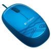 Мышку Logitech Mouse M105 Blue, купить за 855руб.