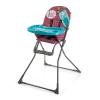 стульчик для кормления Happy Baby Ergoslim, cherry