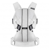 рюкзак-кенгуру BabyBjorn Baby One White Air Mesh
