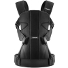 рюкзак-кенгуру BabyBjorn Baby One Black