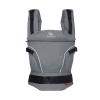 рюкзак-кенгуру Эрго-рюкзак Manduca PureCotton Dark grey (Тёмно-серый)