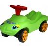 Товар для детей Каталка Wader Мой любимый автомобиль со звуковым сигналом зеленая, купить за 2 565руб.