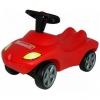 Товар для детей Каталка-автомобиль Wader Пожарная команда со звуковым сигналом Красная, купить за 2 565руб.