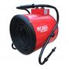 Обогреватель бытовой Ресанта ТЭП-5000К1, тепловая пушка, электрическая, 5 кВт, купить за 3380руб.