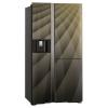 холодильник Hitachi R-M 702 AGPU4X DIA (металл)