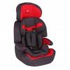 Автокресло Lider Kids City Travel, серое/красное, купить за 4 015руб.