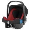 Автокресло Britax Romer Baby-Safe Plus SHR II Flame, красное, купить за 23 920руб.