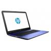 Ноутбук HP 15-ay040ur P3T09EA, синий, купить за 38 980руб.
