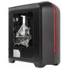 Корпус Miditower FOX 6601BR microATX без БП, купить за 1 800руб.