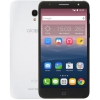 Смартфон Alcatel Pop 4 5056D, черно-белый, купить за 7 380руб.