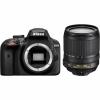 Цифровой фотоаппарат Nikon D3400 Kit (18-105mm VR), купить за 42 215руб.
