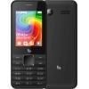 Сотовый телефон Fly FF246, черный, купить за 2 260руб.