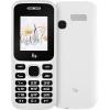 Сотовый телефон Fly FF178, белый, купить за 1 535руб.