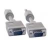 Flextron CDS-DMM-20-01-P1 (D-Sub, 26AWG, с ферритовыми кольцами, 20м), купить за 940руб.