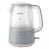 Электрочайник Philips HD9335/31 серый/белый, купить за 2 790руб.