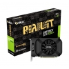 Видеокарта geforce Palit GeForce GTX 1050 1290Mhz PCI-E 3.0 4096Mb 7000Mhz 128 bit DVI HDMI (PA-GTX1050Ti StormX 4G), купить за 9 150руб.