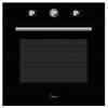 Духовой шкаф Midea 65CME10004 Bl, черный, купить за 17 940руб.