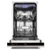 Посудомоечная машина Midea MCBD-0609, белая, купить за 15 345руб.