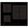 Варочная поверхность Hotpoint-Ariston KIS 630 XLD B, черная, купить за 28 420руб.