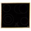 Варочная поверхность Korting HK 6205 RN, черно-коричневая, купить за 23 130руб.