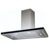 Вытяжка Korting KHC 6770 X, нержавеющая сталь/черное стекло, купить за 17 280руб.