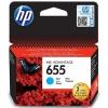 �������� HP �655 HP-CZ110AE Cyan, ������ �� 680���.