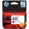 Картридж для принтера HP №655 HP-CZ111AE Magenta, купить за 1170руб.