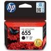 Картридж для принтера HP №655 HP-CZ109AE Black, купить за 1060руб.